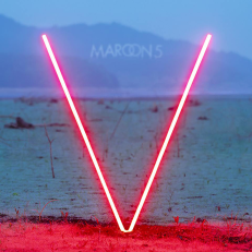 Cover Art for Maroon 5 Album V