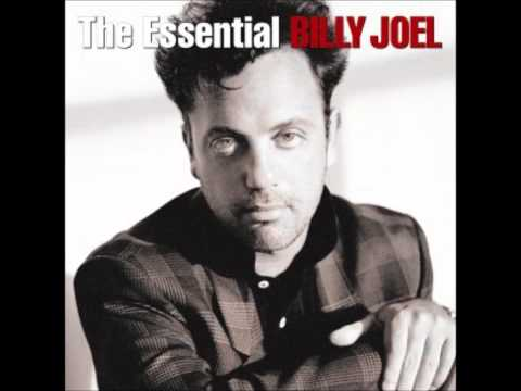 Album Cover for The Essential Billy Joel