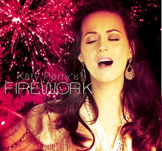 Cover Art for Katy Perry's Firework