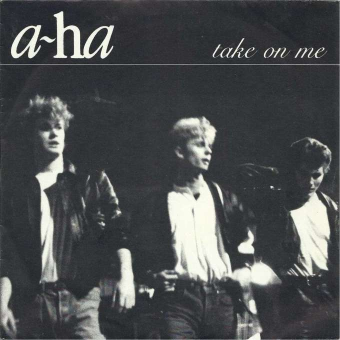 Cover for A-Ha's Take on Me